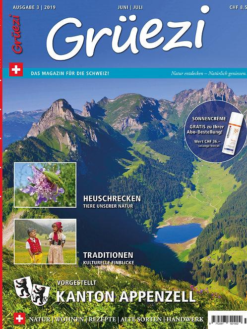 Grüezi - Das Magazin für die Schweiz