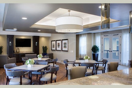 """Thrive Senior Living Center Greer, SC"" Commercial Project"