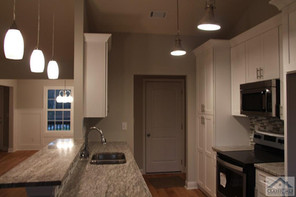 Kitchen Countertops - Residential Project