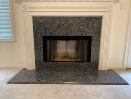 Fireplace Surround - Residential Project