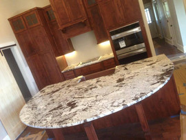 "Kitchen - ""Bianco Antico"""