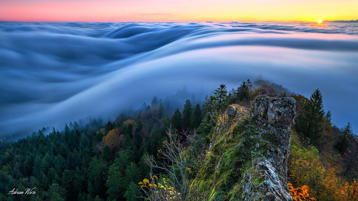Nebelwelle-Bölchen