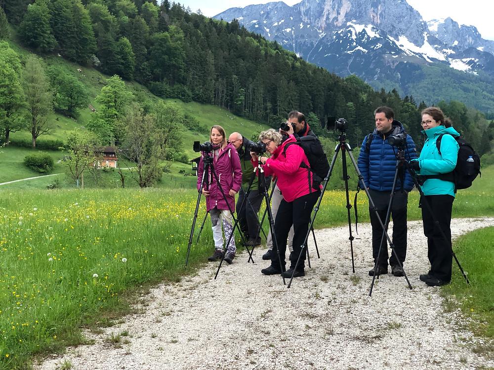 Workshop in Berchtesgaden