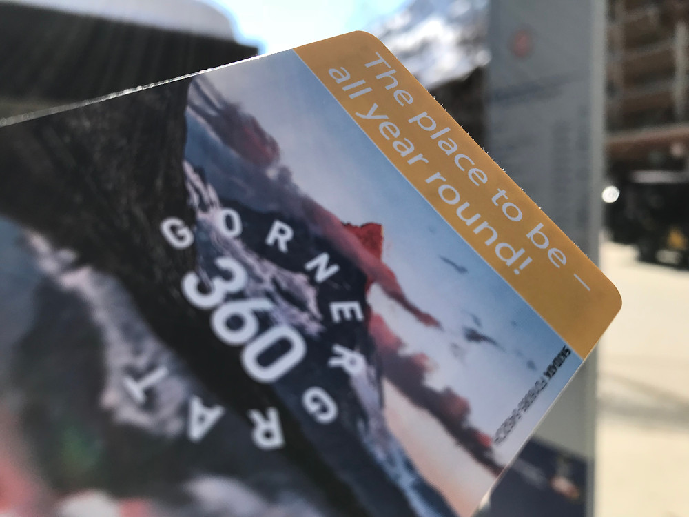 Gornergrat Ticket