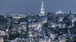 Bern im Winter