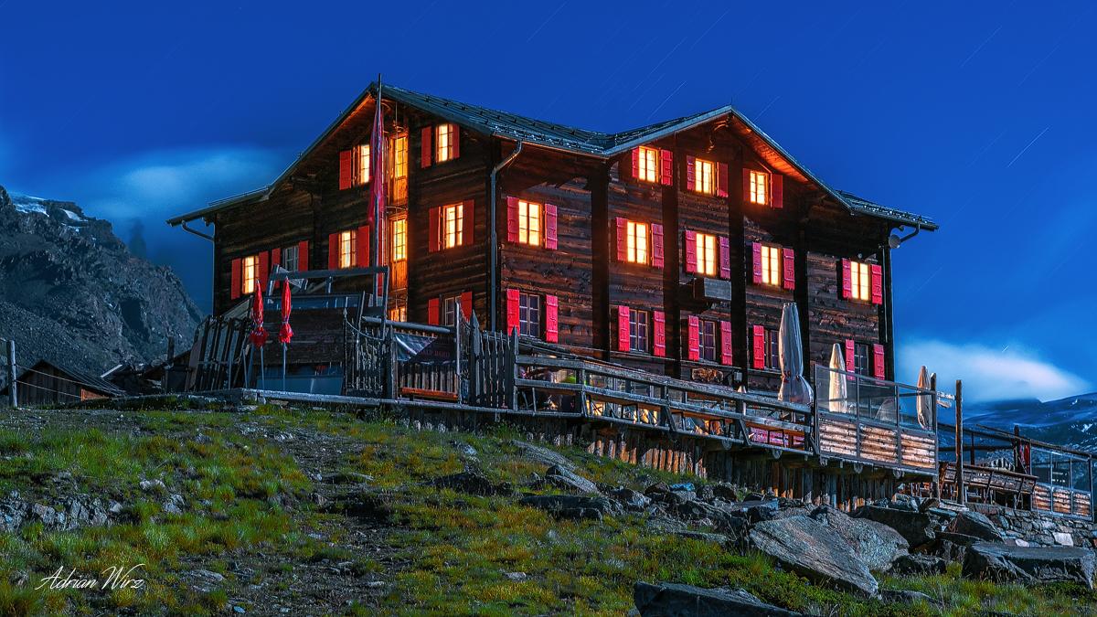 Berghaus Fluhalp - Zermatt