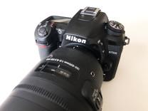 Nikon D7500 mit Sigma 150-600