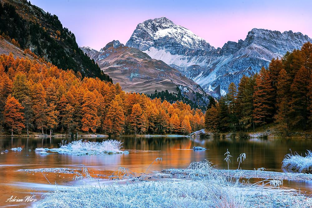Palpuognasee Graubünden