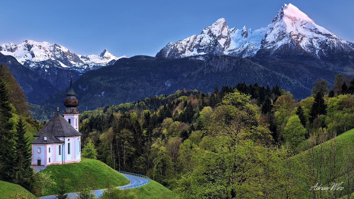 Berchtesgaden - Maria Gern