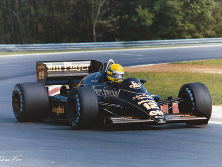 Ayrton Senna: Adeus Campeão