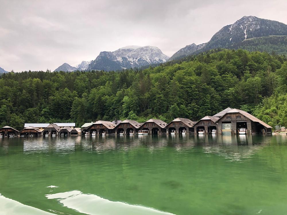 Königssee bei Schönau