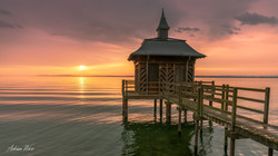 Sonnenaufgang am Neuenburgersee