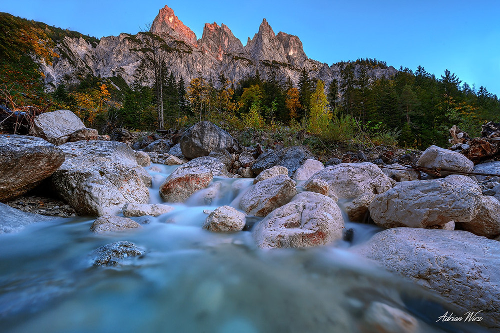 Fotoreise ins Berchtesgadener Land