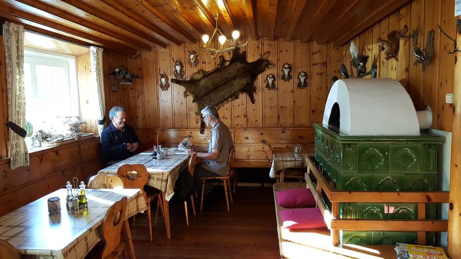 Glatschalm - Dolomiten