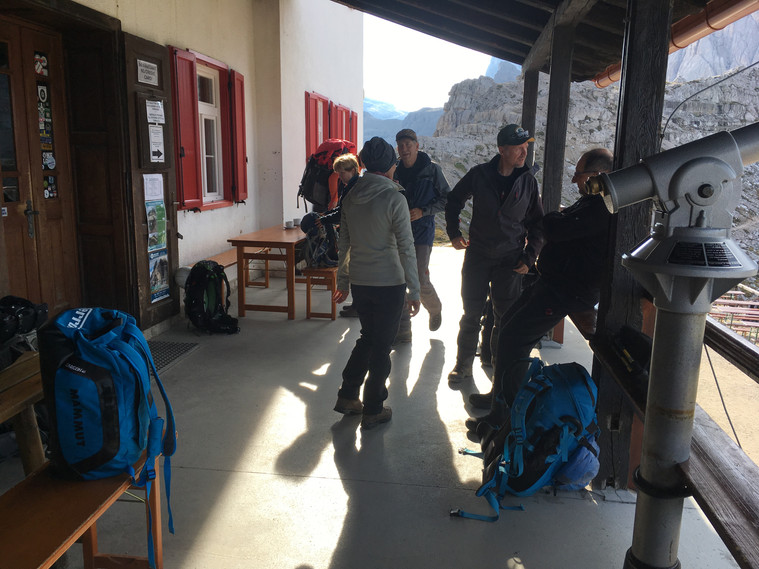 Workshop Dolomiten