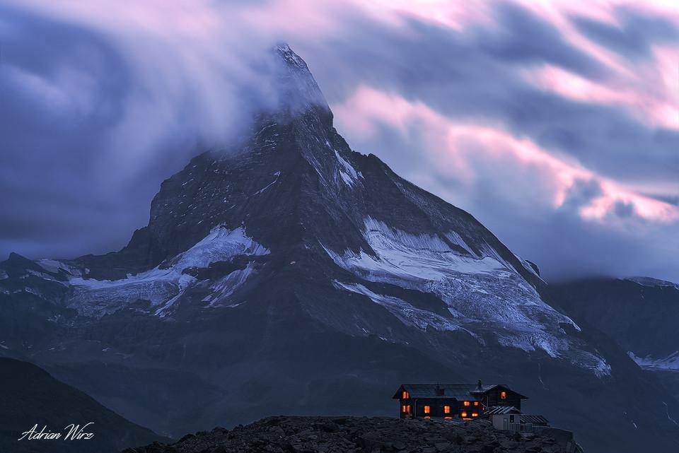 Fluhalphütte Zermatt