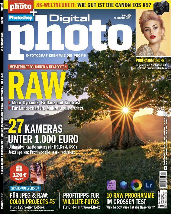 Zeitschrift Digitalphoto