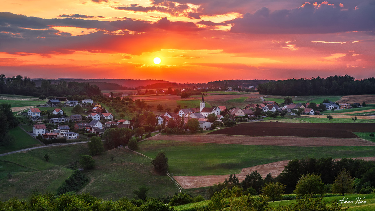 Kilchberg im Kanton Baselland