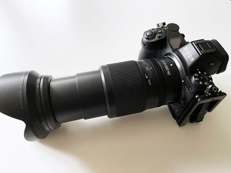 Nikon Z7 mit Nikkor Z 24-200mm  4-6.3 VR