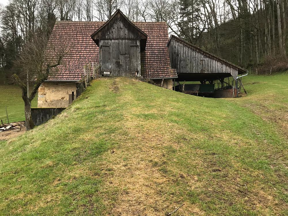 Feldscheune Baselland