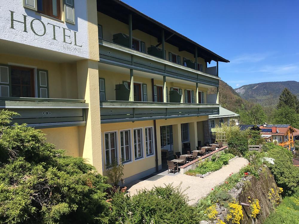 Hotel Krone in Berchtesgaden