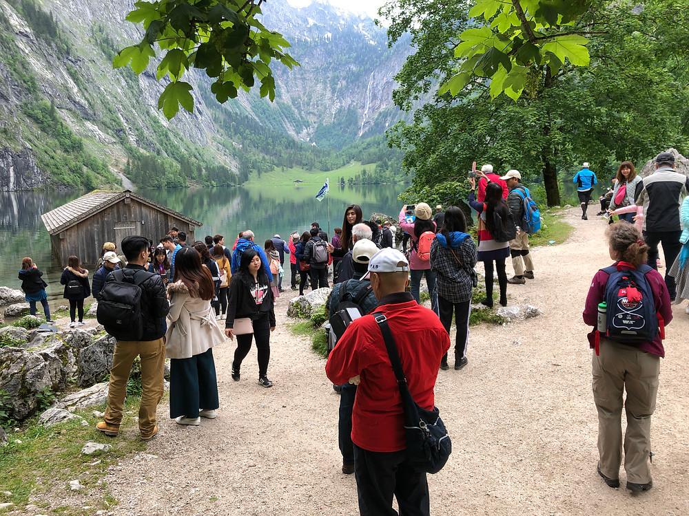 Am Obersee bei Schönau