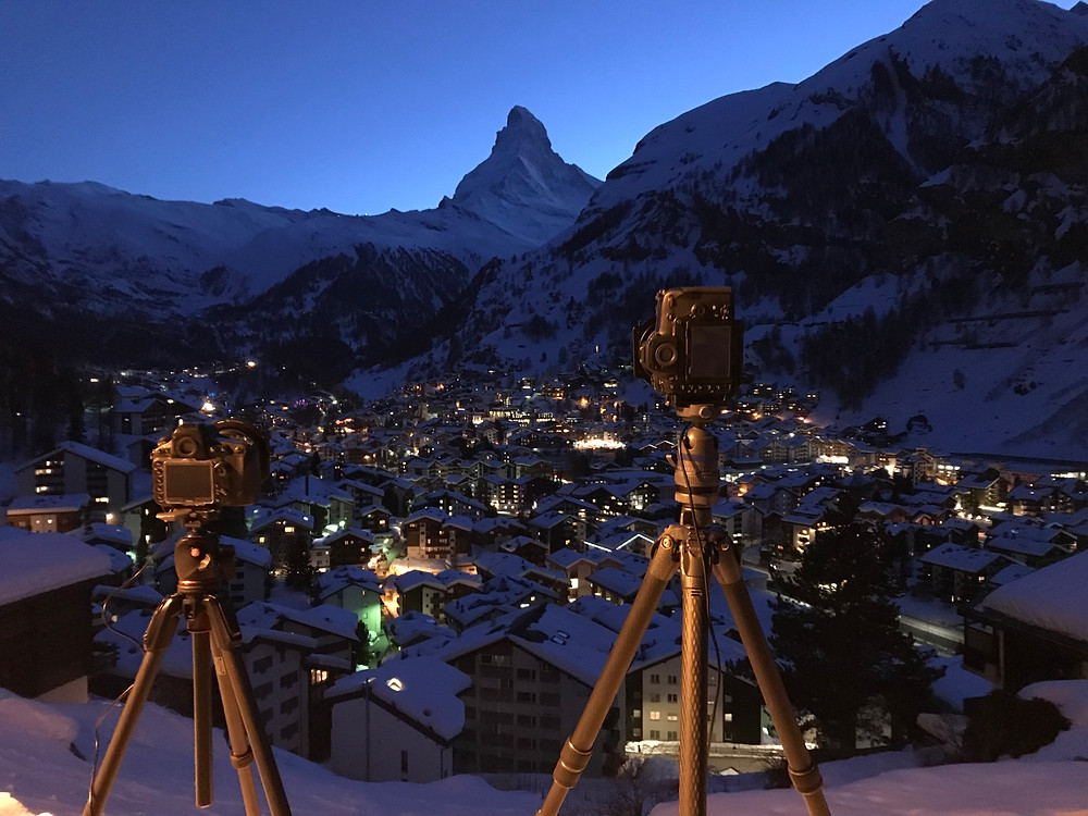Zermatt by Night