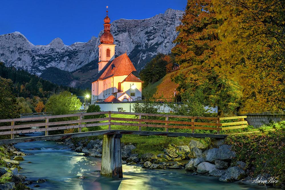 Fotoworkshop im Berchtesgadener Land