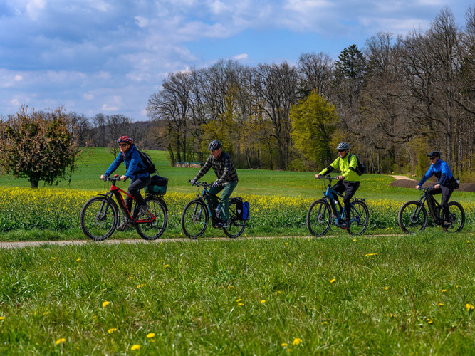 E-Bike im Kanton Baselland