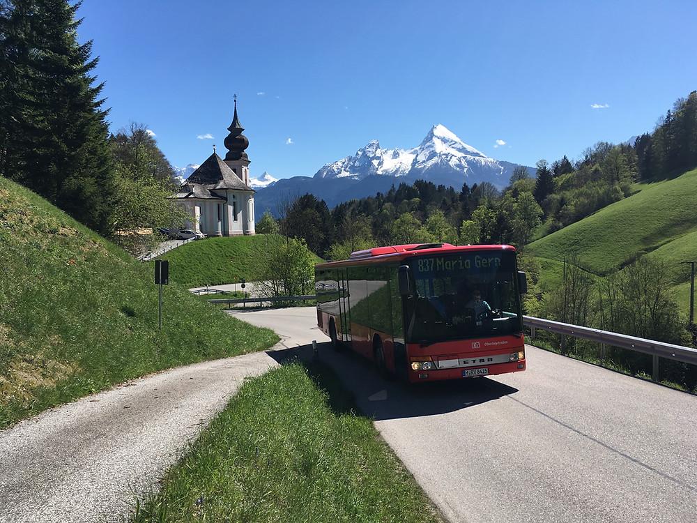 Maria Gern Wallfahrtskirche Bei Berchtesgaden
