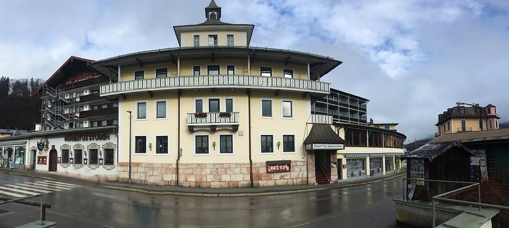 """Hotel """"Vier Jahreszeiten"""" in Berchtesgaden"""