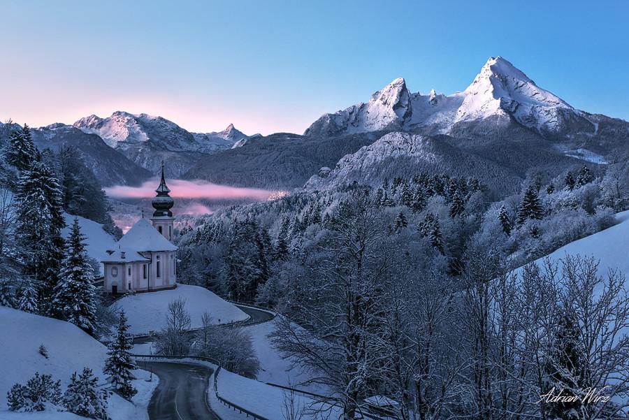 Wallfahrtskapelle Maria Gern bei Berchtesgaden