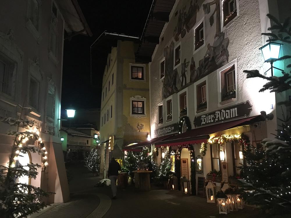 Adventsmarkt in Berchtesgaden