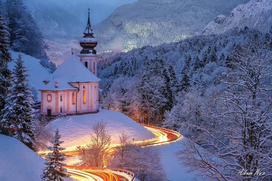 Kapelle Maria Gern in Berchtesgaden