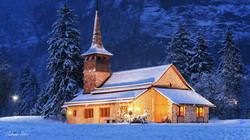 Kapelle in Kandersteg