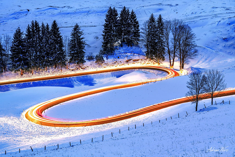 Passübergang Schelten im Kanton Solothurn