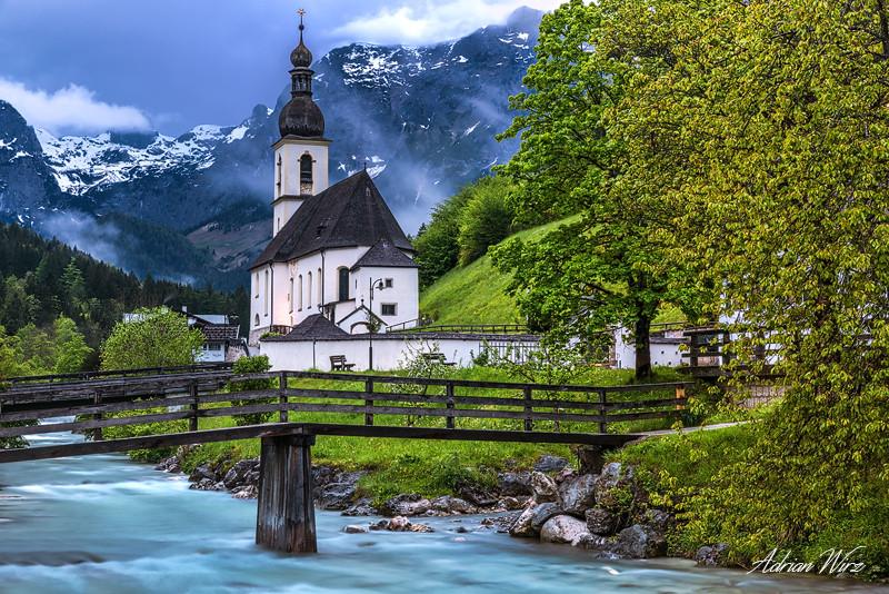Ramsau - St. Sebastian Kirche