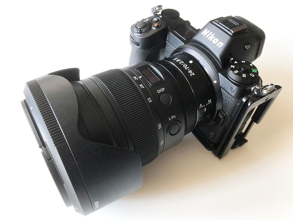 Nikon Z7 spiegellos