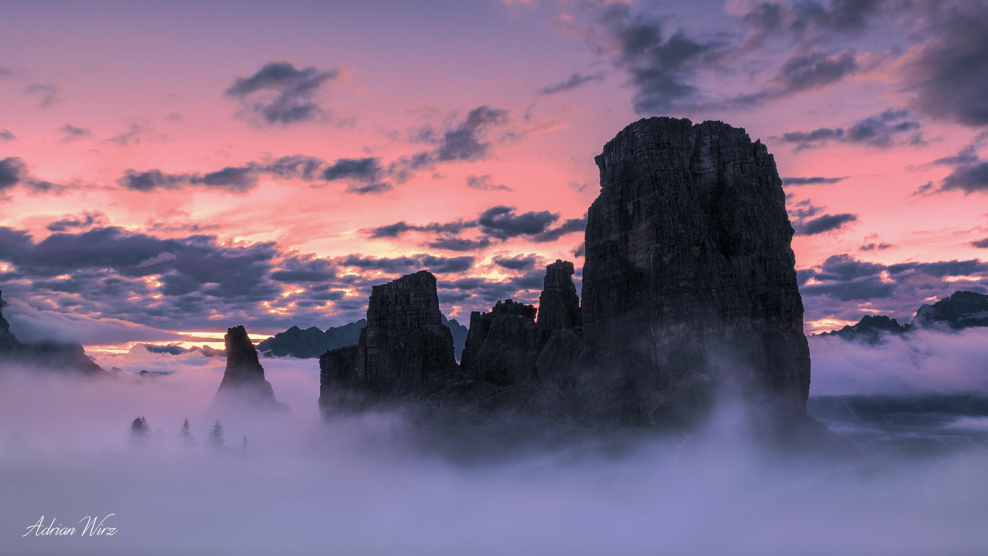 Cinque Torri - Dolomiten
