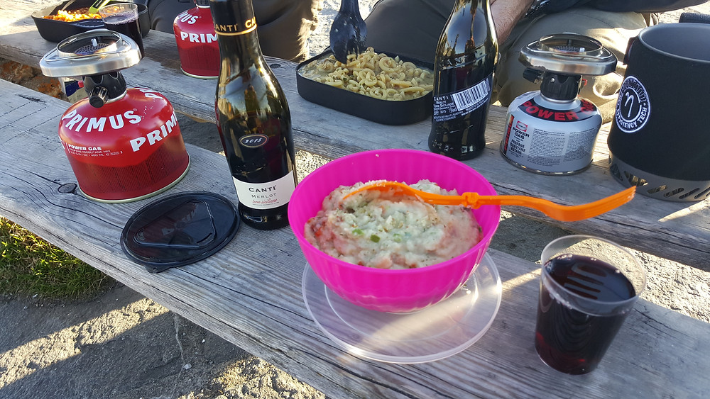 Outdoorfood