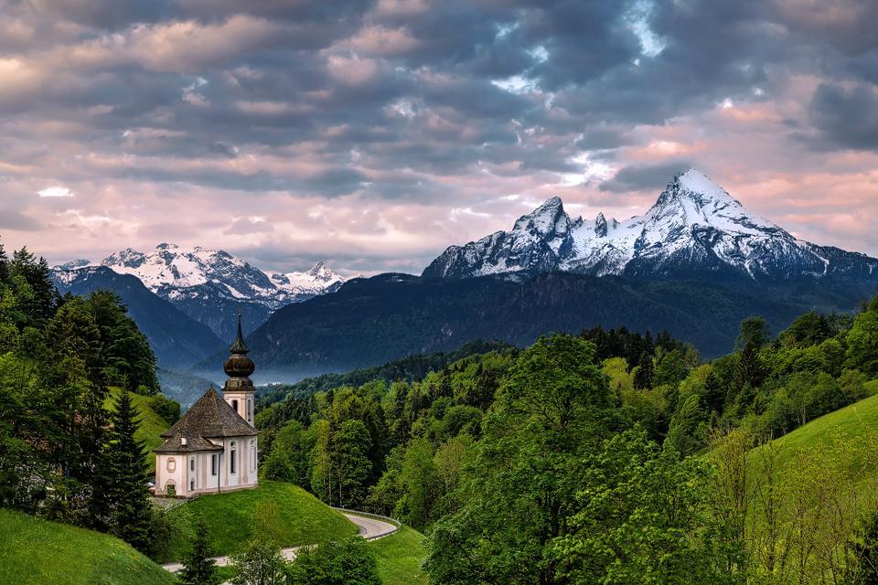 Kapelle Maria Gern bei Berchtesgaden