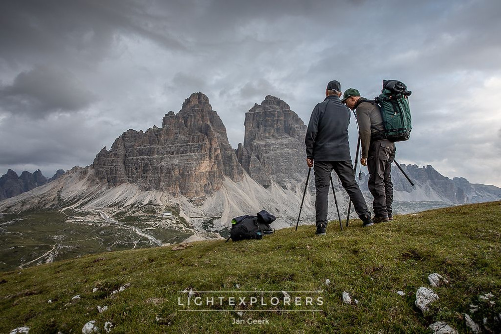 Dolomiten Workshop 2019