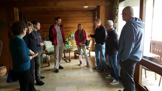 Workshopteilnehmer Berchtesgaden