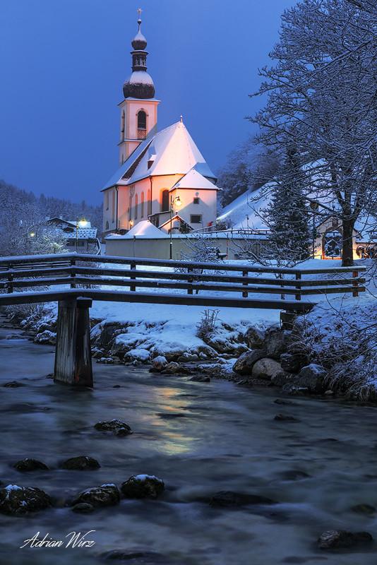 Ramsau - Pfarrkirche St. Sebastian