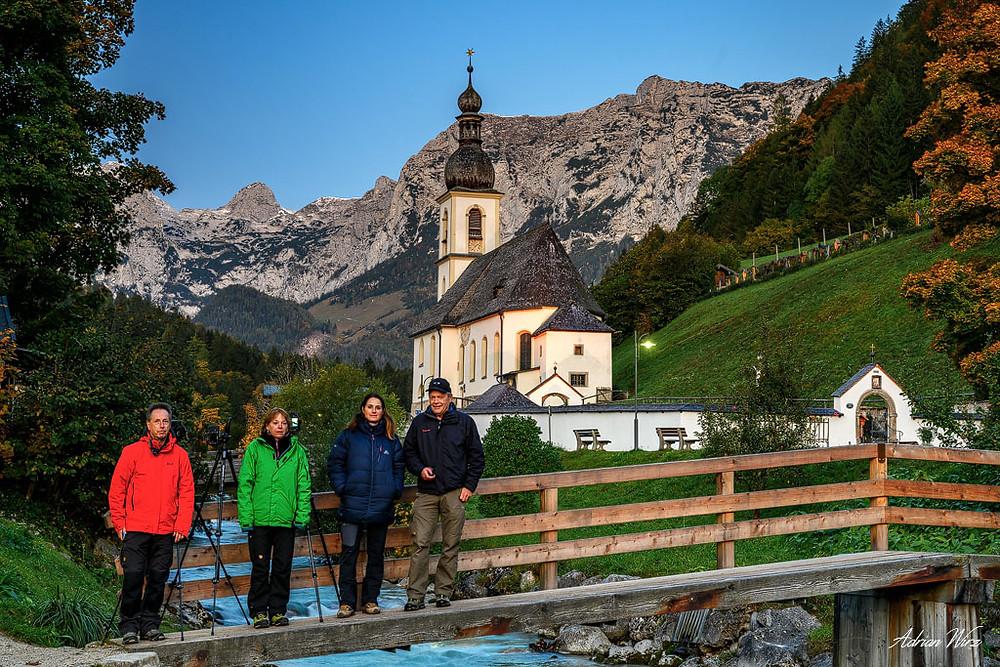 Kirche St.Sebastian in Ramsau