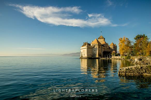 Montreux-Château de Chillon