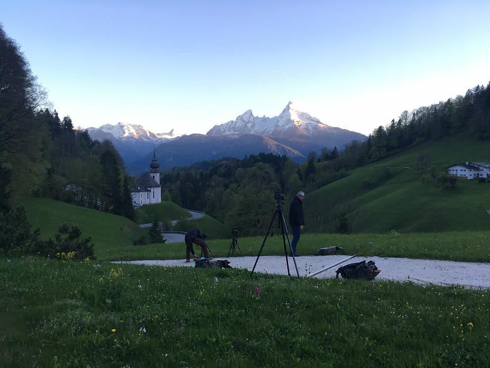 Maria Gern Kirche bei Berchtesgaden