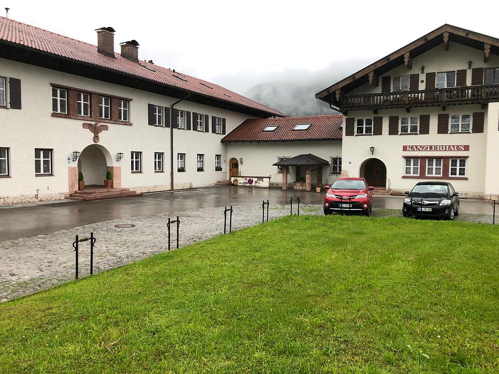 Reichskanzlei in Bischofswiesen bei Berchtesgaden