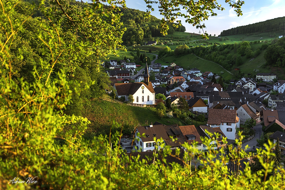 Buus im Kanton Baselland