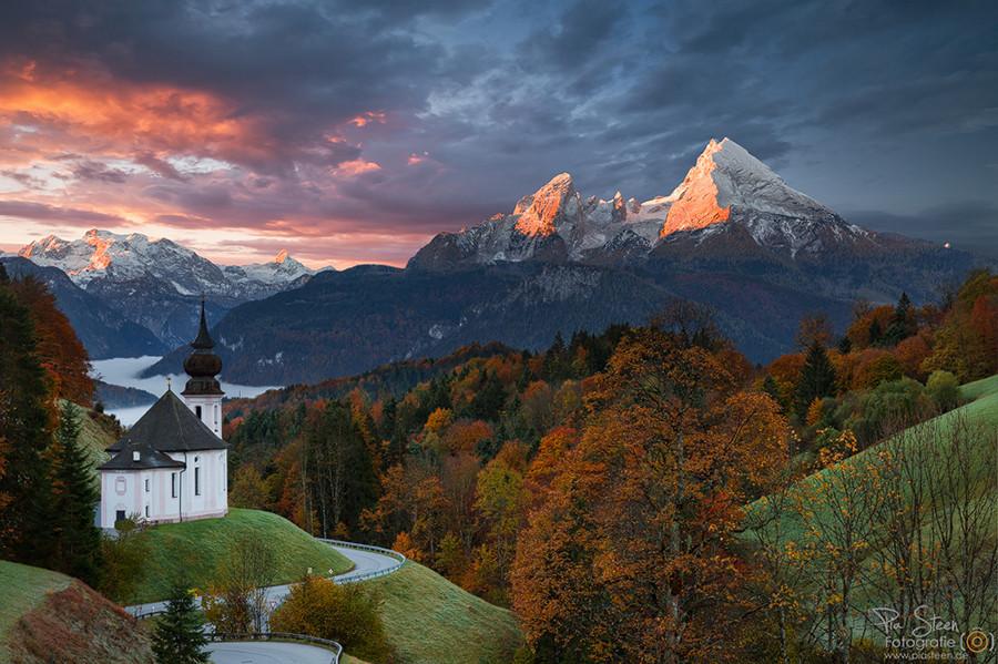 Maria Gern bei Berchtesgaden - Foto von Pia Steen